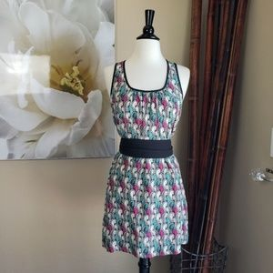 Akiko ~ Silk Knight Chess Piece Dress ~ Size S